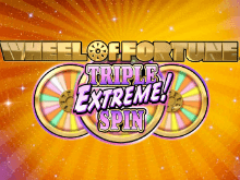 Wheel Of Fortune Triple Extreme Spin — играть онлайн